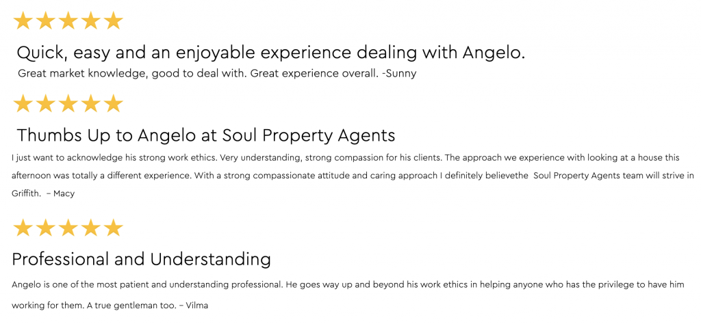What our tenants are saying about our property manager